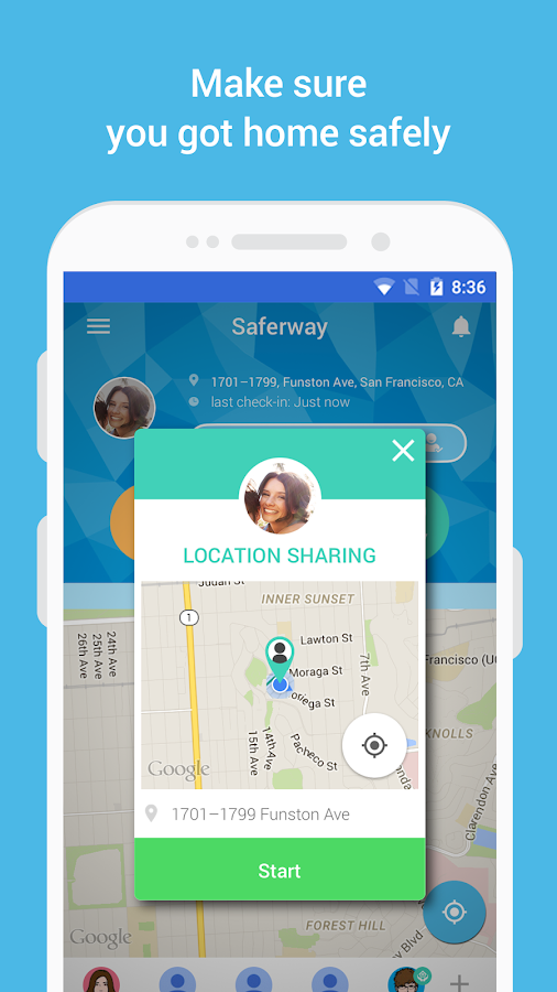 Personal Safety丨Family Locator- screenshot