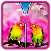 Love Birds Zipper UnLock