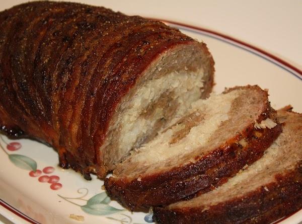 Pork And Sauerkraut Roll Recipe