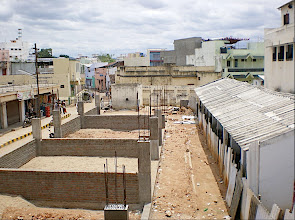 Photo: School building project