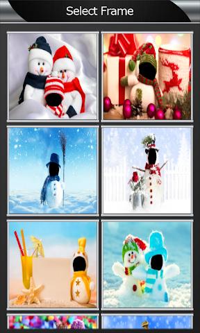 android bonhomme de neige de montage Screenshot 1
