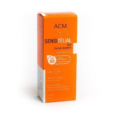 sensitelial gel fps50 40ml