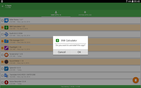 App Uninstaller APK for Windows Phone