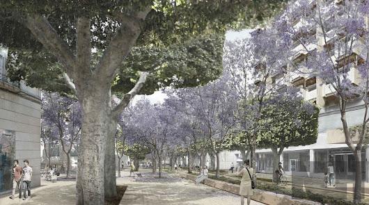 Contratan la redacción del proyecto para el Paseo peatonal y su entorno