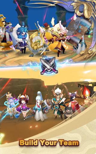 Télécharger Gratuit Monkey King-Demon Invasion APK MOD (Astuce) screenshots 3