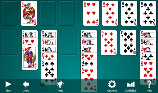 FreeCell Solitaire apkmind screenshots 5