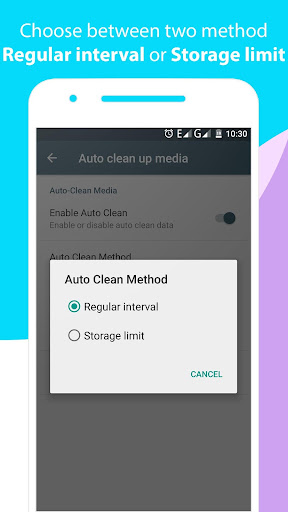 Cleaner for WhatsApp Business 1.0 screenshots 7