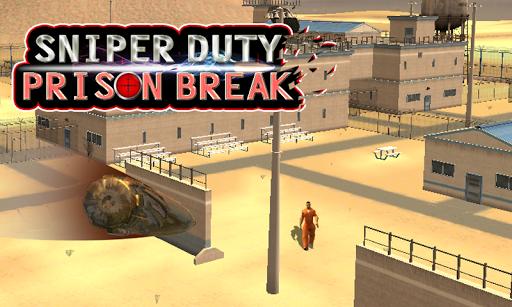 Sniper Duty: Prison Break