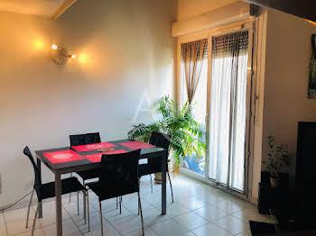 Appartement 2 pièces 37,58 m2