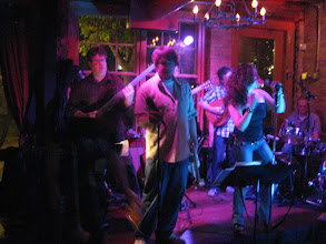Photo: With 'Havana Hi-Fi' at the Aster Cafe in Minneapolis, MN 2011