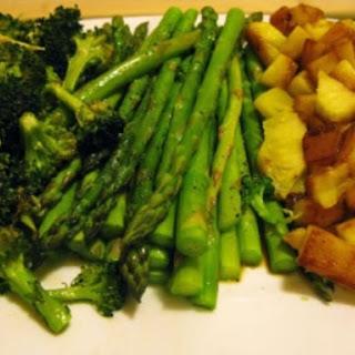 Seasoned Broccoli
