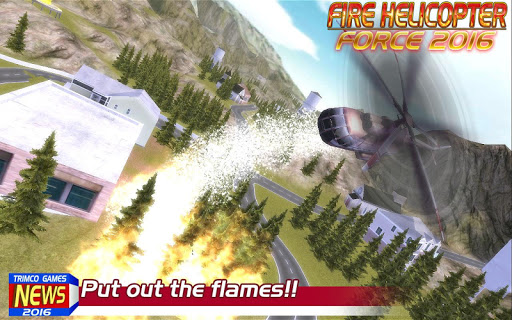 Fire Helicopter Force 2016 1.6 screenshots 11