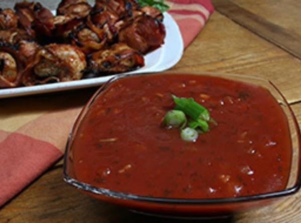 Vermont Maple Barbecue Sauce Recipe