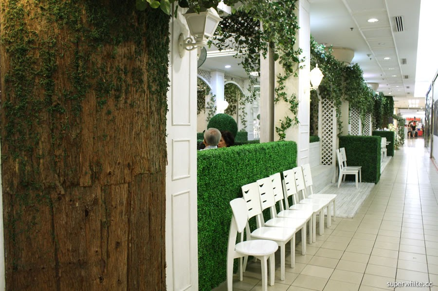 Garden Cafe at 1 Utama