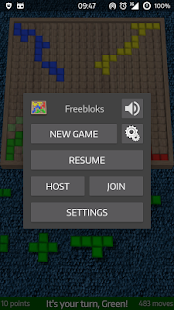Freebloks VIP- screenshot thumbnail