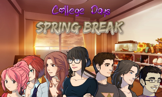 College Days - Spring Break Screenshot