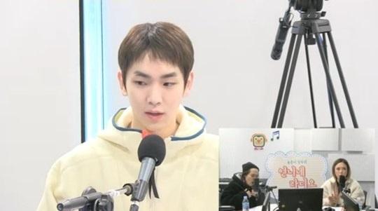 Key SHINee mengungkapkan cara yang dilakukannya saat sedang diet (dok. Koreaboo)