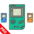 VGBAplus - Pro GAMEBOY Emulator (No Ads) icon