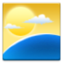 Sunny Live wallpaper icon