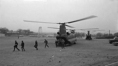Photo: Nixon Arrives