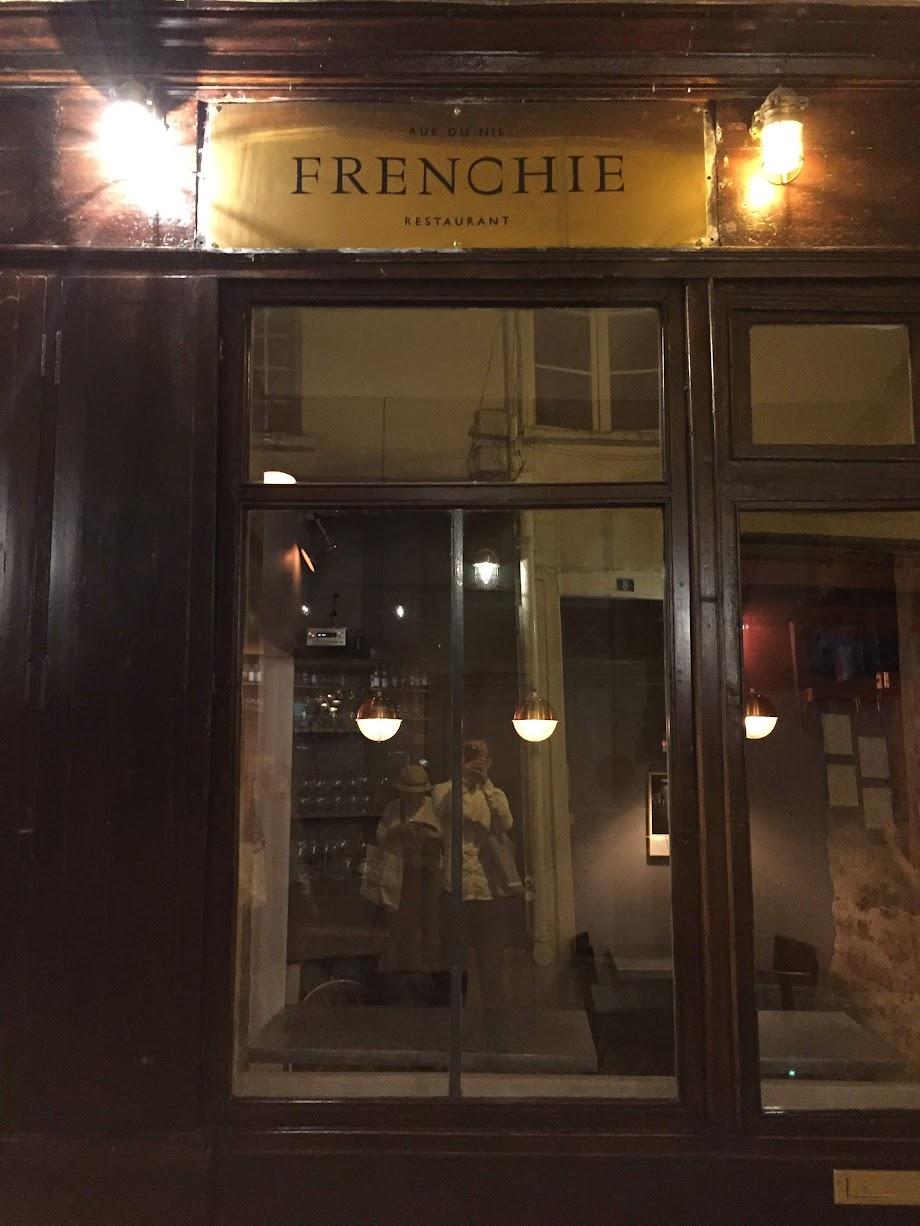 Frenchie フレンチ レストラン パリ Michelin グレゴリーミシャール