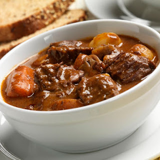 Beef Stew with Vegetables and Tomatoes Recipe