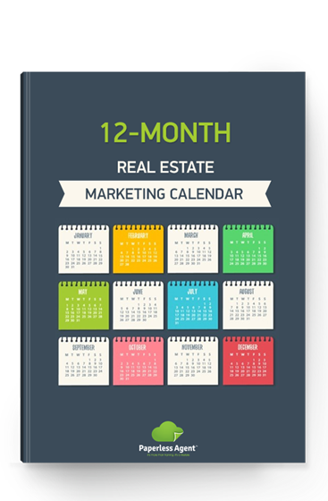 based on best practices from the brokerage inman news called the most innovative brokerage in the country 12 month marketing calendar for real estate