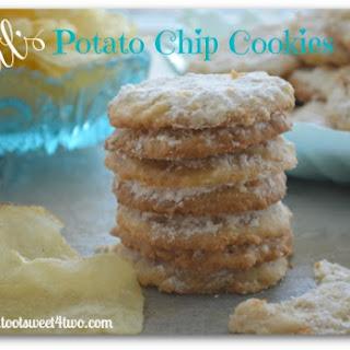 Gail's Potato Chip Cookies