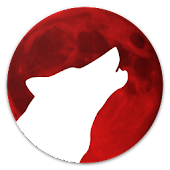 Red Moon - Screen Filter