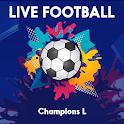 Live Football TV - Live Sports TV Euro icon