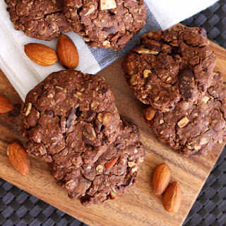 Nutty Butter Whole Grain Cookies