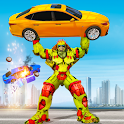 Super Turtle Robot Hero Transform Battle Games icon