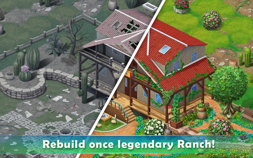 Rancho Blast: Family Story [Mod Money]