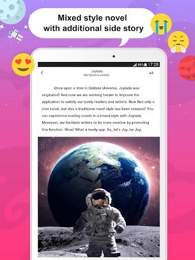 Joylada - Read All Kind of Chat Stories  Wallpaper 13