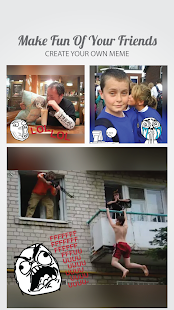 4 Square Emoji Sticker - Photo App screenshot