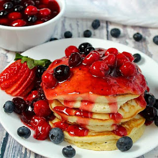 Fruit Topping for Pancakes.