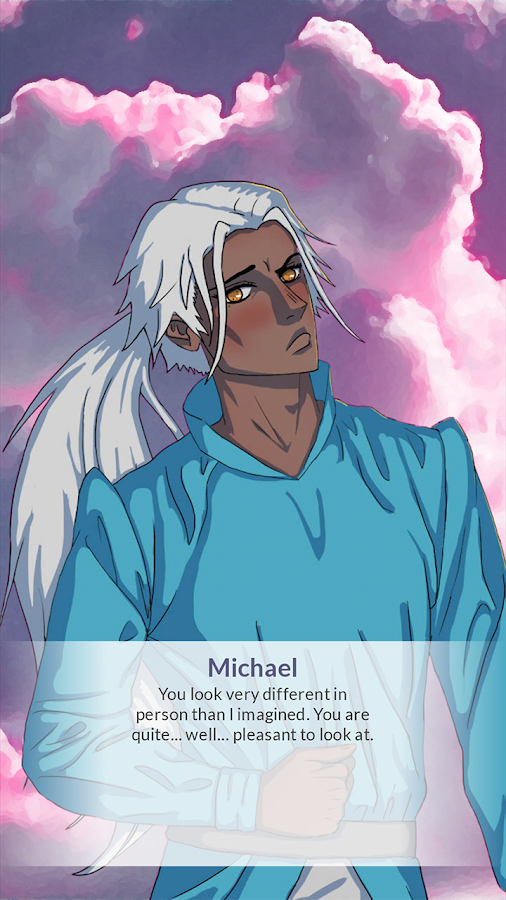 miraclr - Divine Dating Sim- screenshot