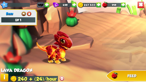 Dragon Mania Legends game (apk) free download for Android/PC/Windows screenshot