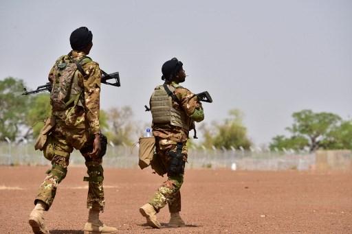 The military patrol was ambushed on Tuesday near the village of Tongo Tongo.