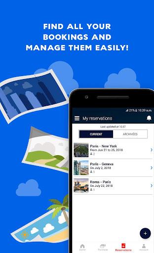 Air France - Airline tickets screenshot 5