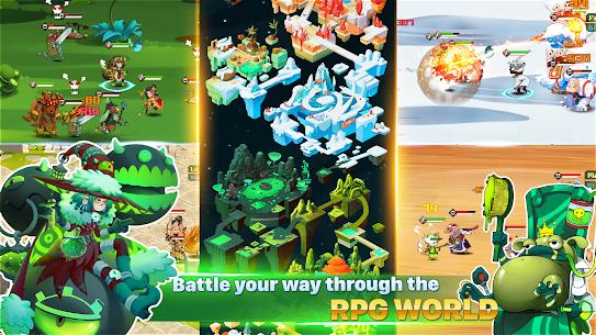 Epic Guardians – Legend Heroes Fighting Action RPG 1.0.2.5 Mod Apk [Unlimited Coins] 1