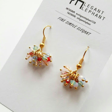Earrings - Colour Explosion