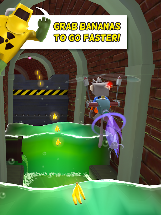 Super Boost Monkey- screenshot
