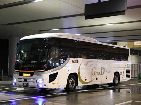 JRバス関東「グランドリーム号」 3013