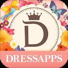 widget de búsqueda DRESSAPPS icon