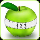 contador de calorías icon
