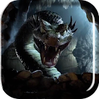 Attack of the giant Snake LWP icon