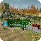 Zoo Animals Cargo Delivery 3D