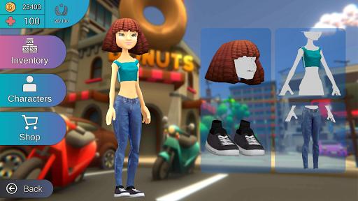 Hop Race 3D APK MOD (Astuce) screenshots 2