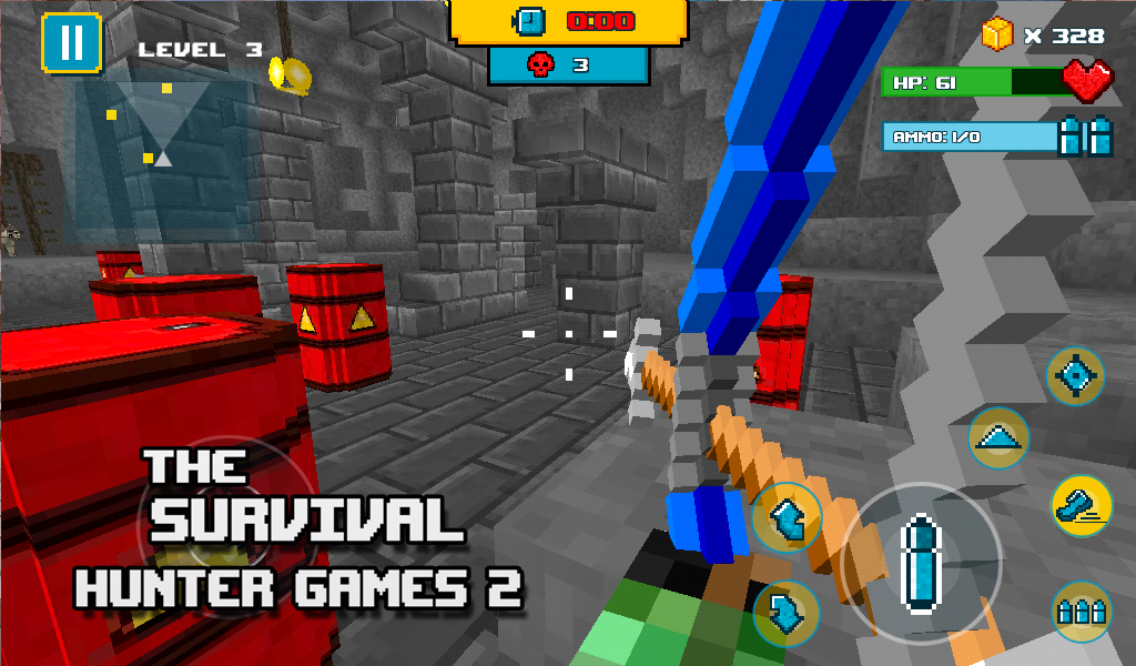 The Survival Hunter Games 2- screenshot